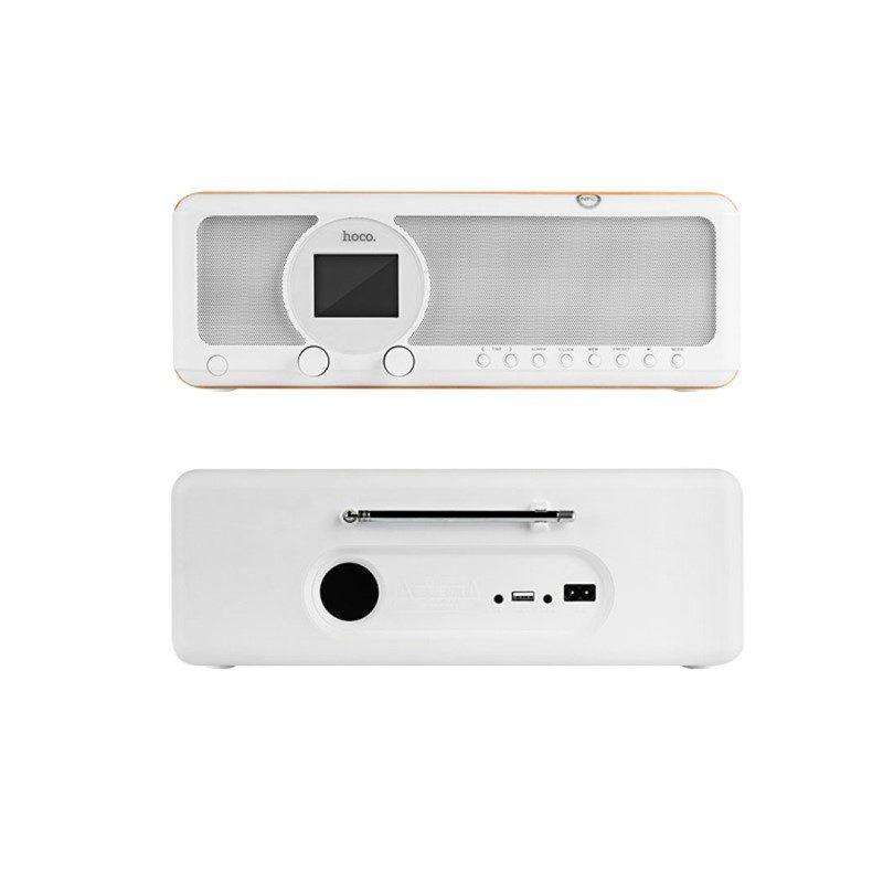 bs12 earl wooden tabletop wireless speaker double
