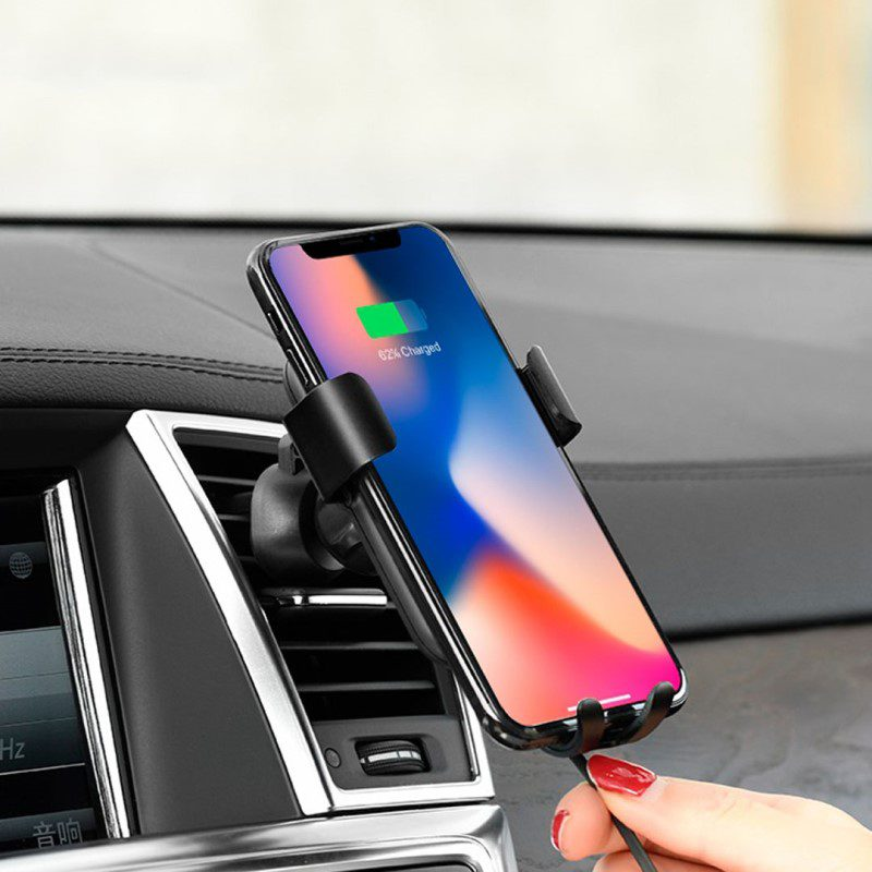 cw delightful car wireless rapid charger cable