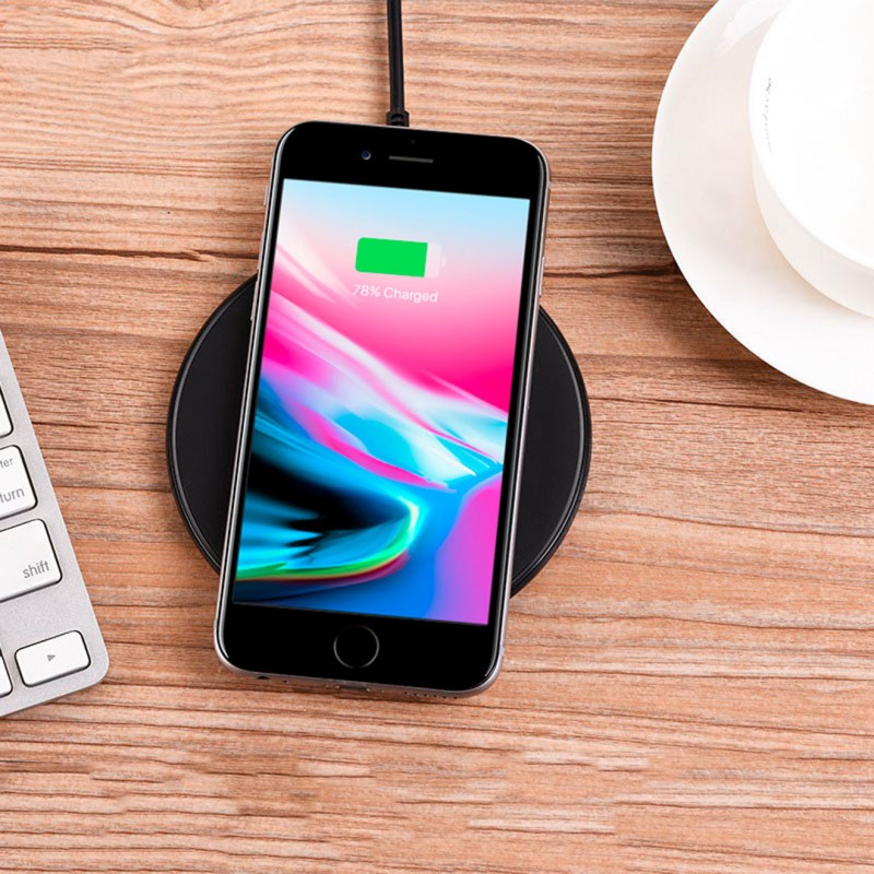 cw6 homey wireless charger table