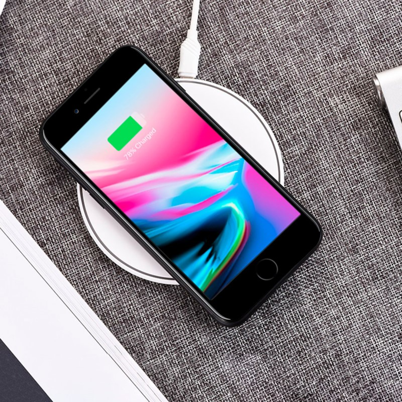 cw6 homey wireless charger tabletop