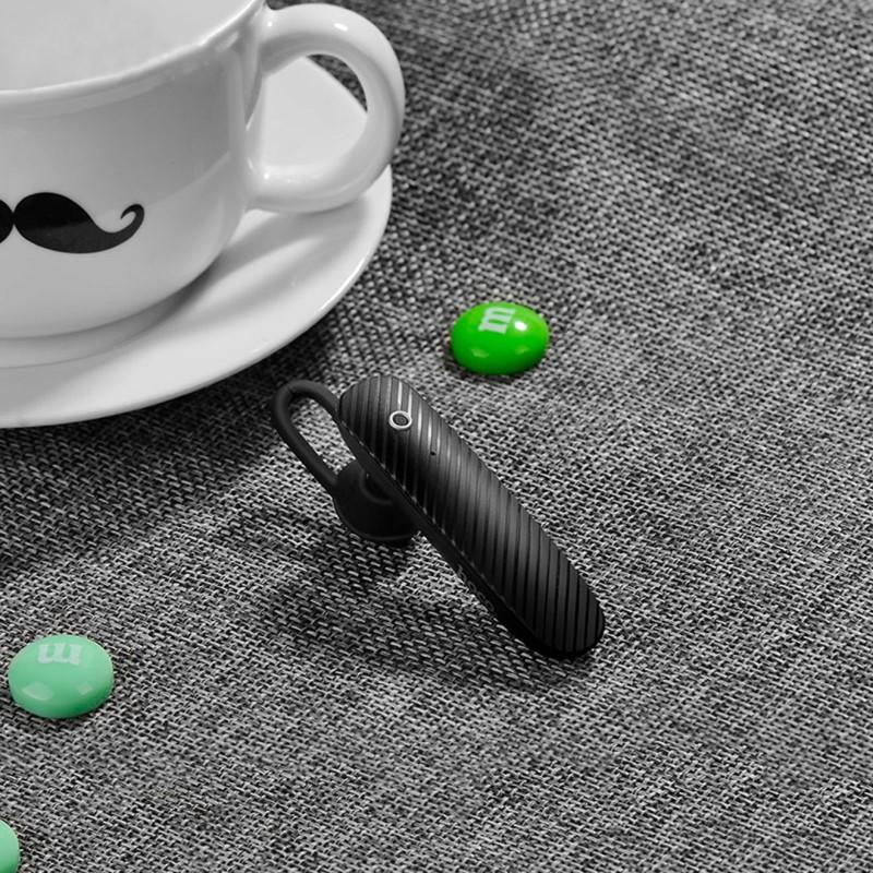 e18 silo wireless earphone bluetooth headset tabletop
