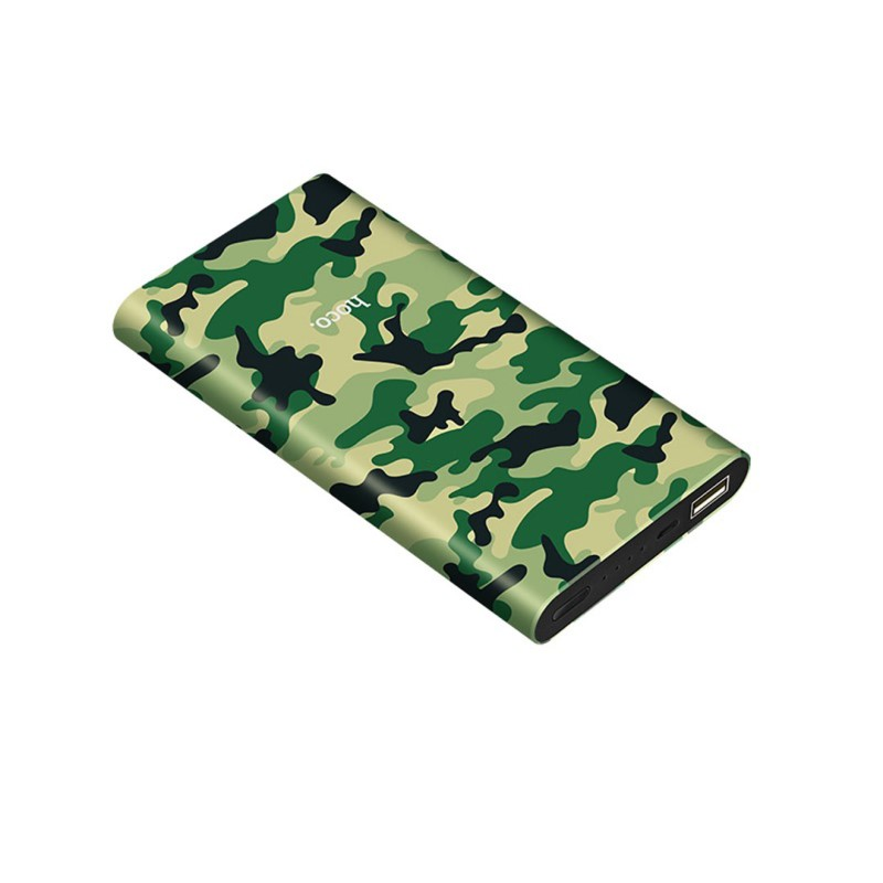 j9 camouflage series power bank 10000 mah side