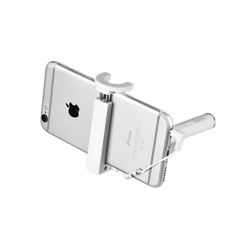 k neoteric wired controllable selfie stick phone
