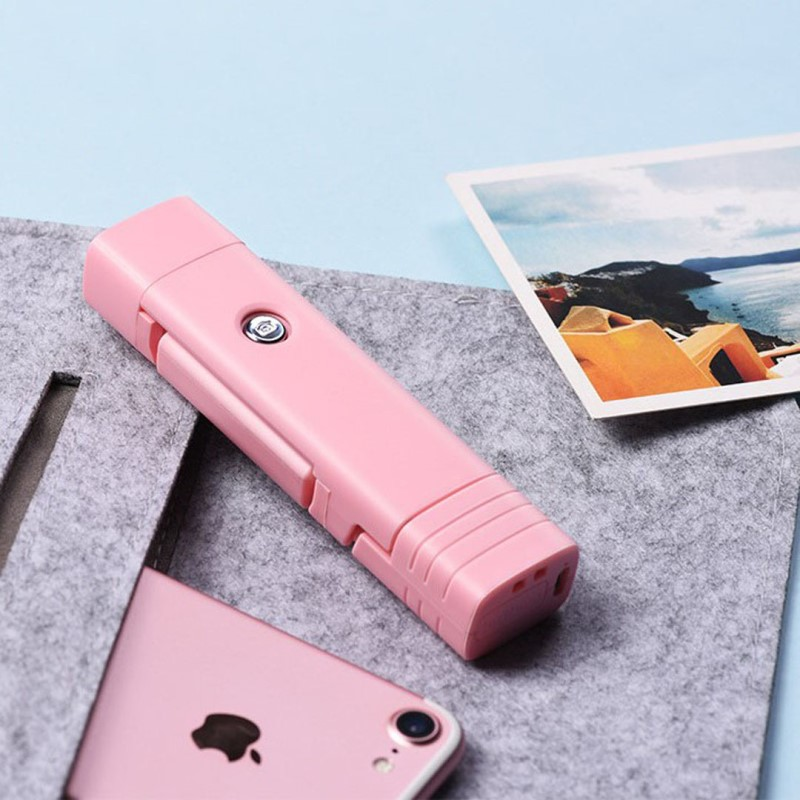 k6 beauty fill in light wireless selfie stick bluetooth overview