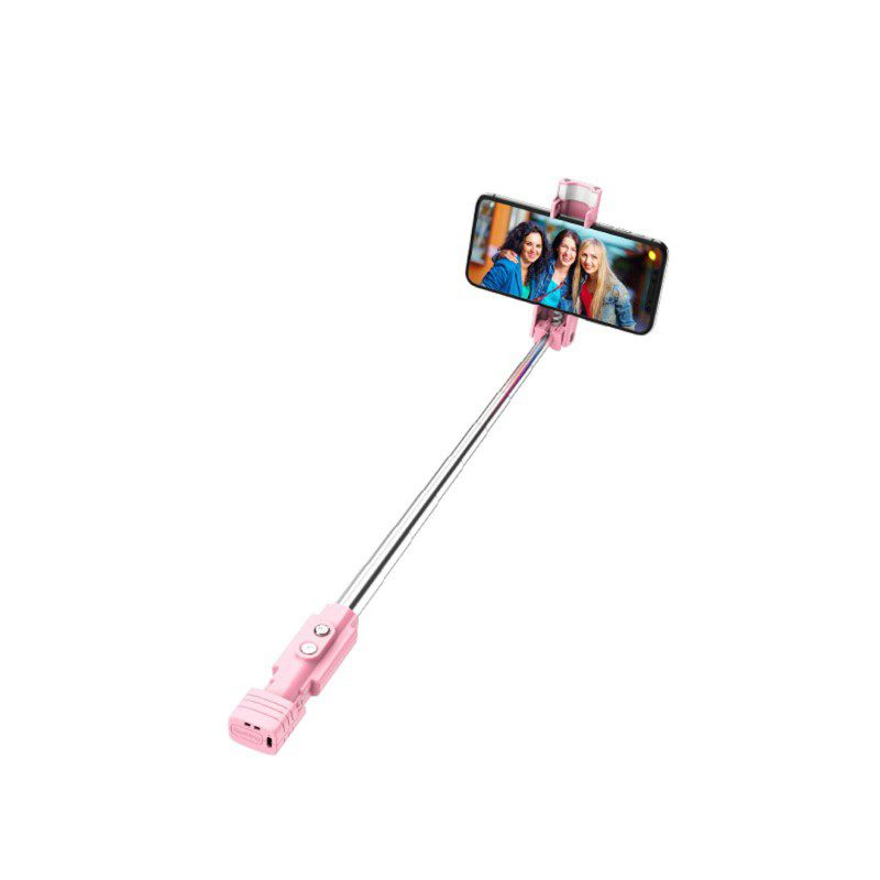 k beauty fill in light wireless selfie stick bluetooth rod