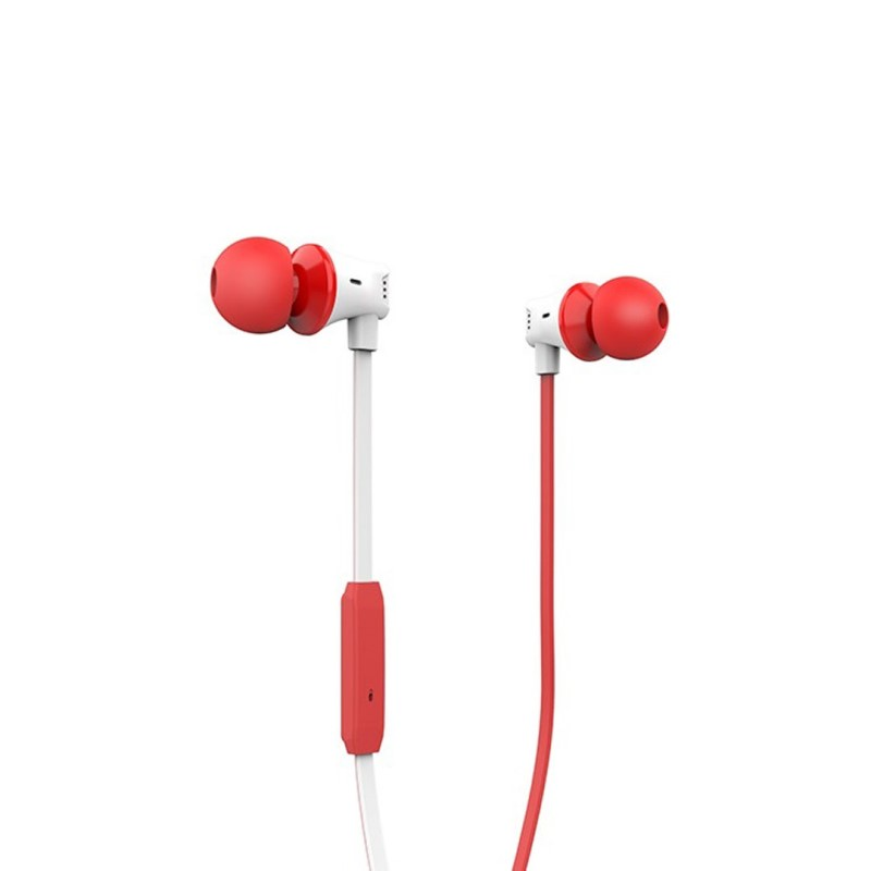 m27 warbler universal earphones with mic front
