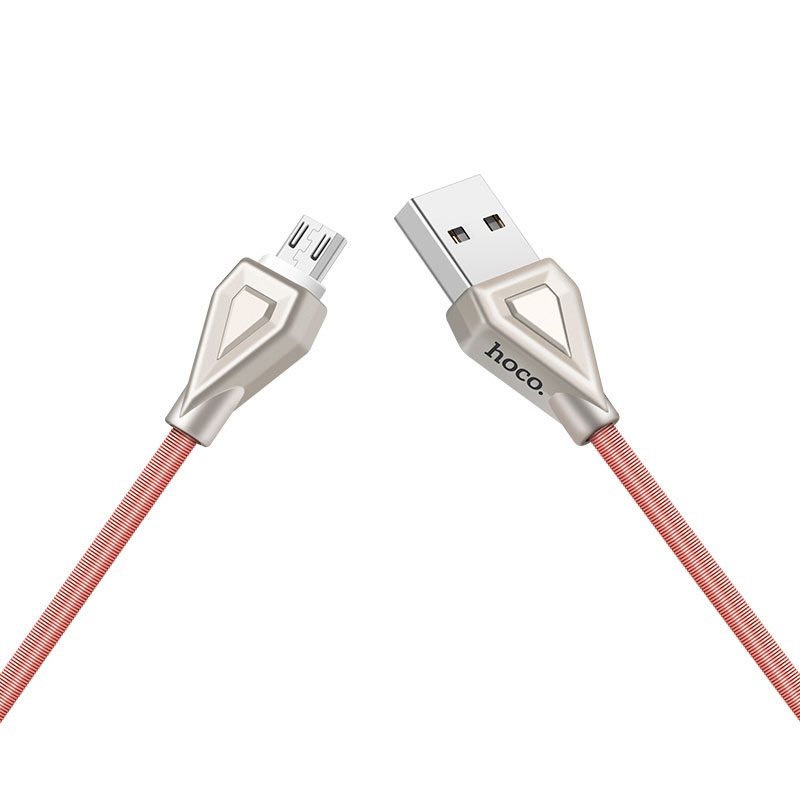 u25 golden armor charging cable micro usb main