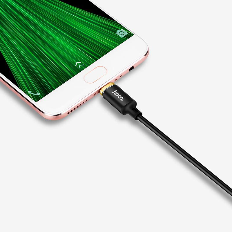 u28 magnetic micro usb charging cable reversible plug charge