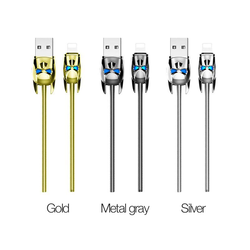 u30 shadow knight lightning charging cable colors