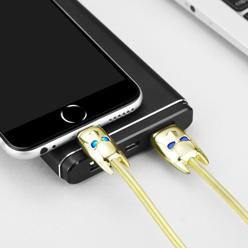 u30 shadow knight lightning charging cable power