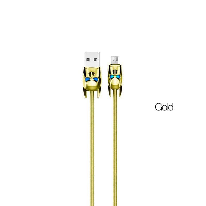 u30 micro usb gold