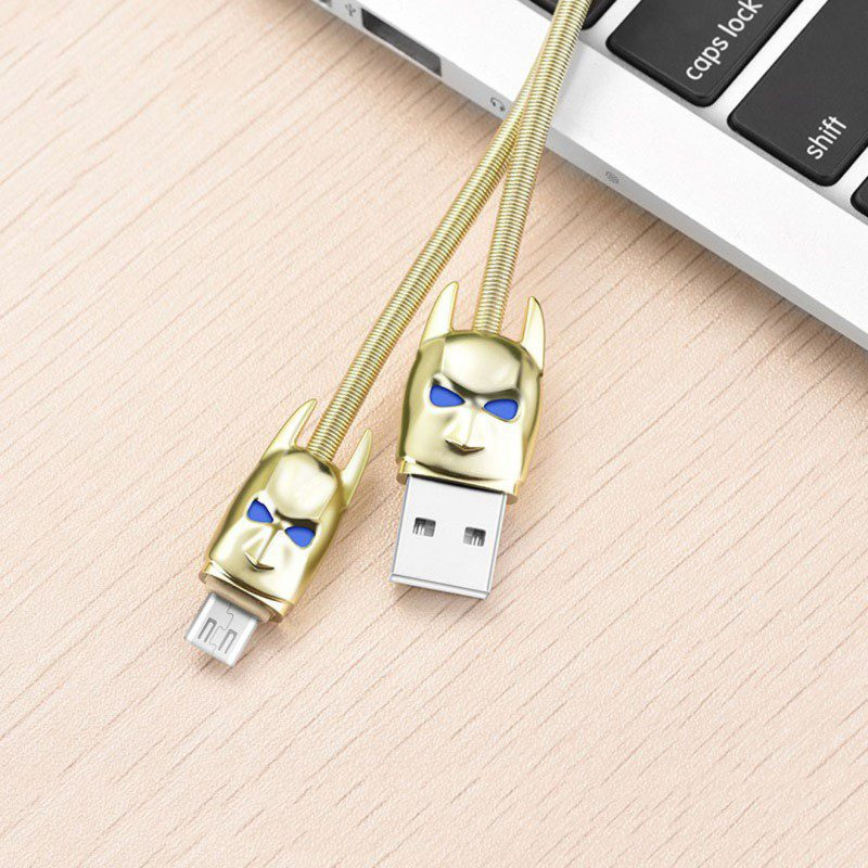 u shadow knight micro usb charging cable table