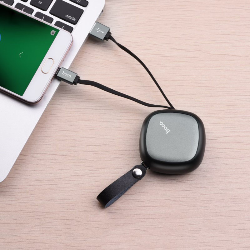 u33 retractable micro usb charging cable joint