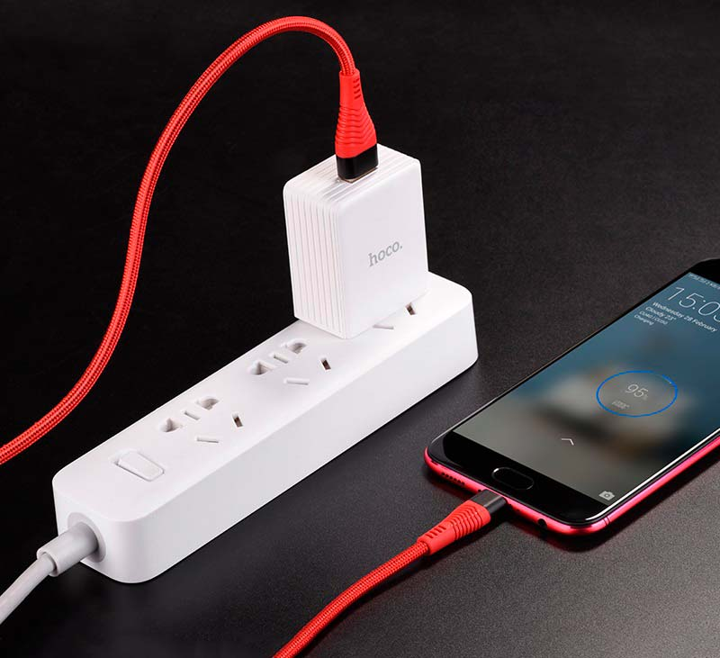 u38 micro usb for oppo flash charging data cable charge