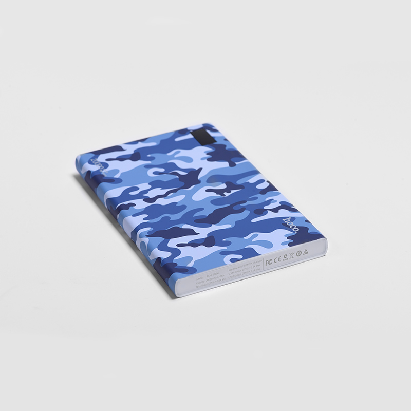 b33a 20000 camouflage power bank 20000 mah back