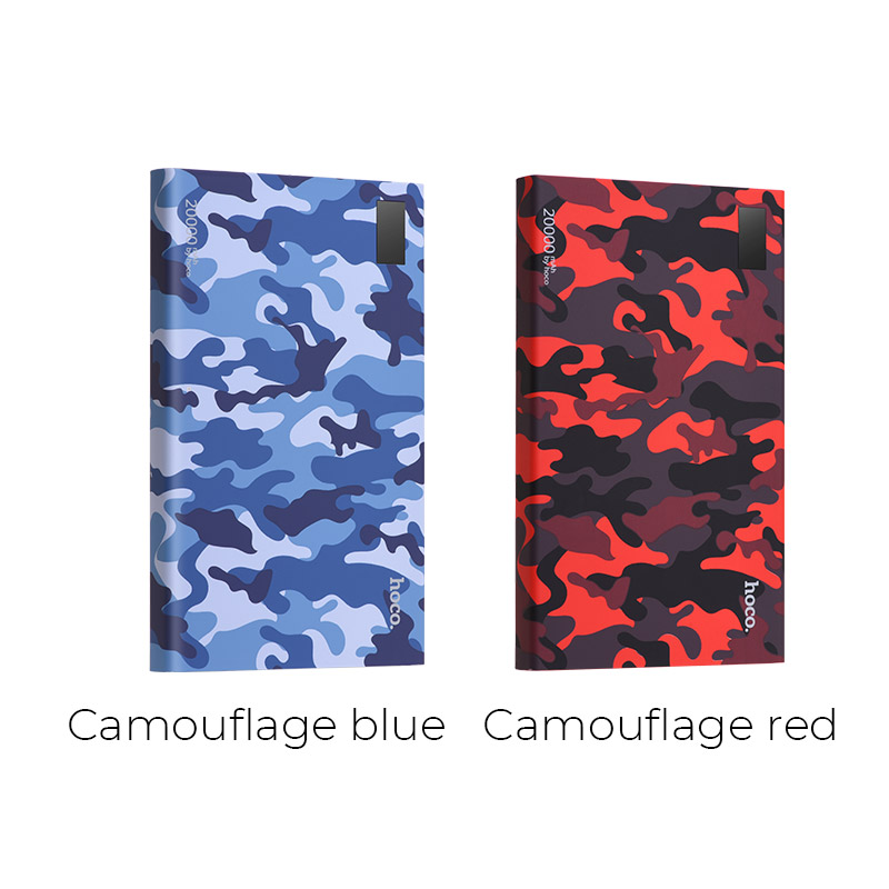 b33a 20000 camouflage power bank 20000 mah colors