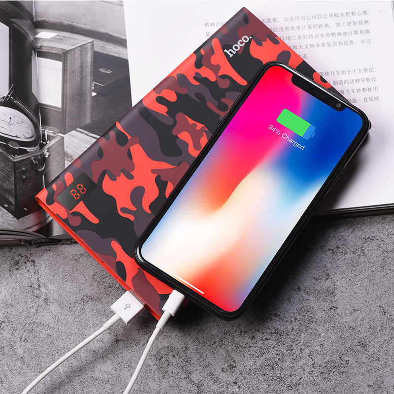 b33a 20000 camouflage power bank 20000 mah phone