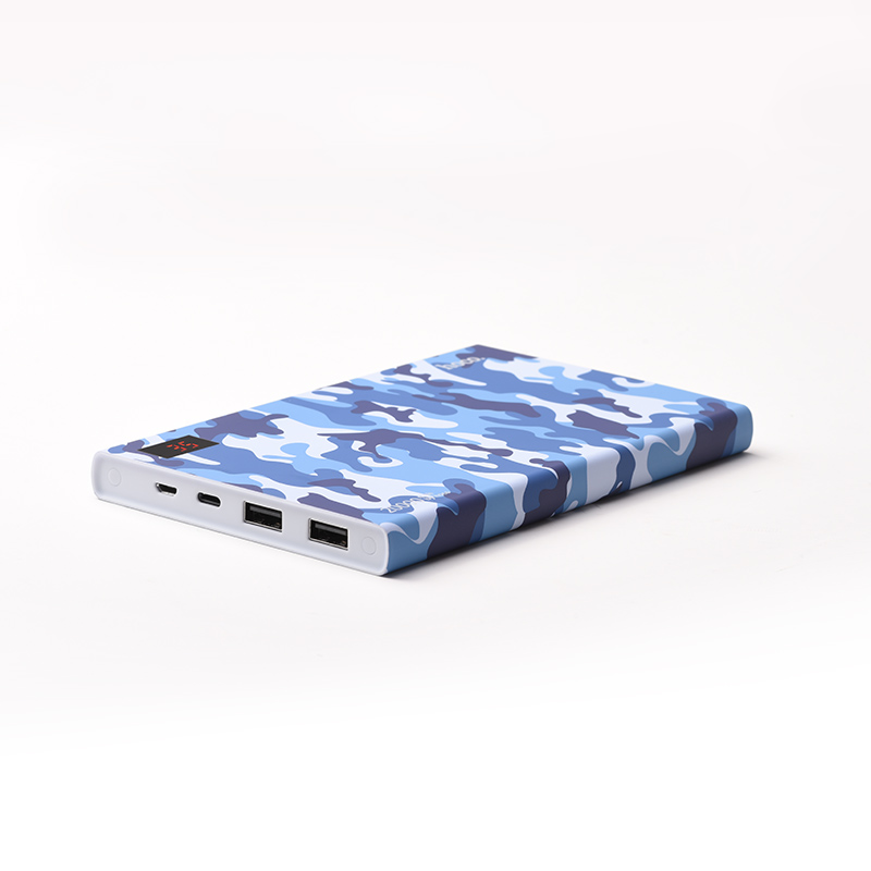 b33a 20000 camouflage power bank 20000 mah ports