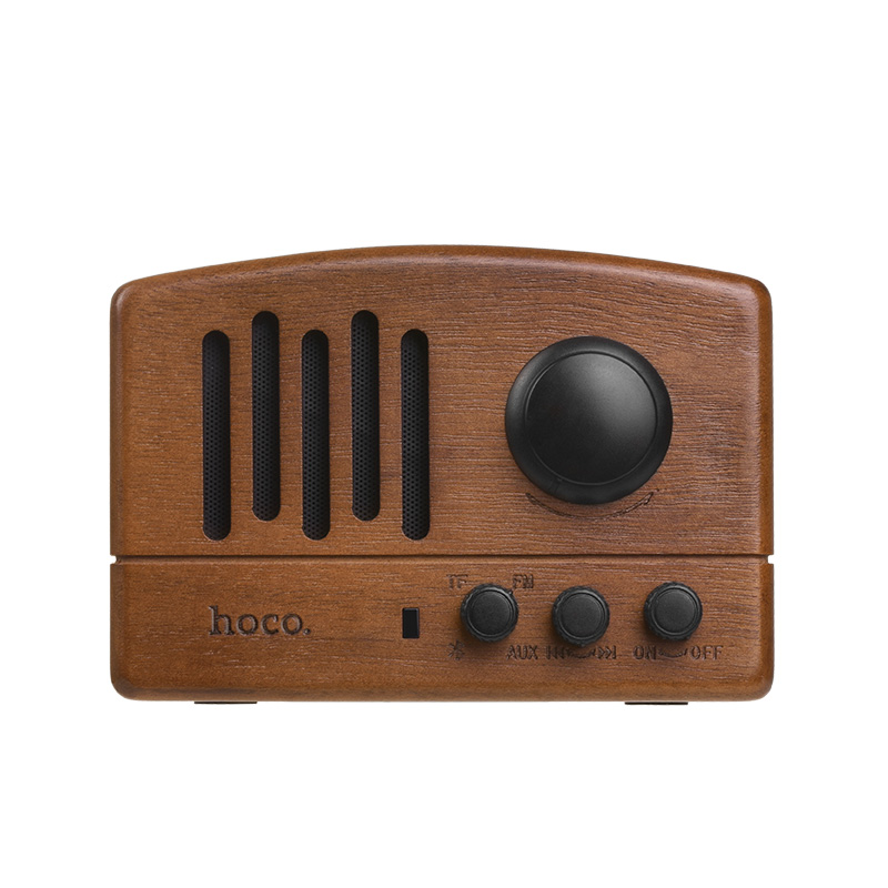 bs15 retro bluetooth speaker front
