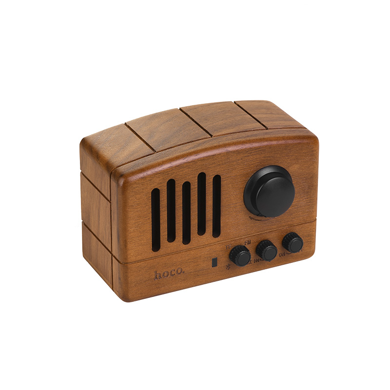 bs15 retro bluetooth speaker left