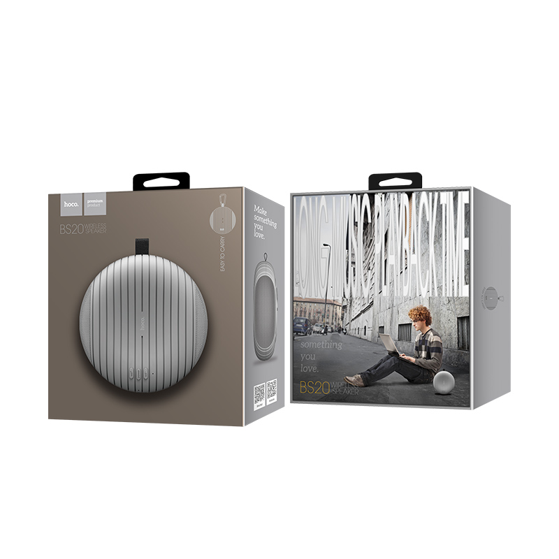 bs20 sonant wireless speaker packaging