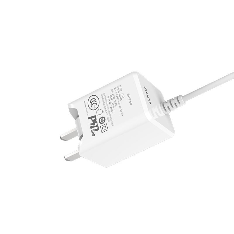 c31 pd charging adapter cable side apple adapter
