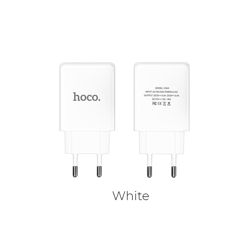 c34a white