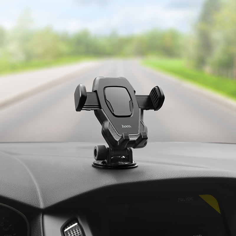 ca31 cool run suction cup car holder dashboard