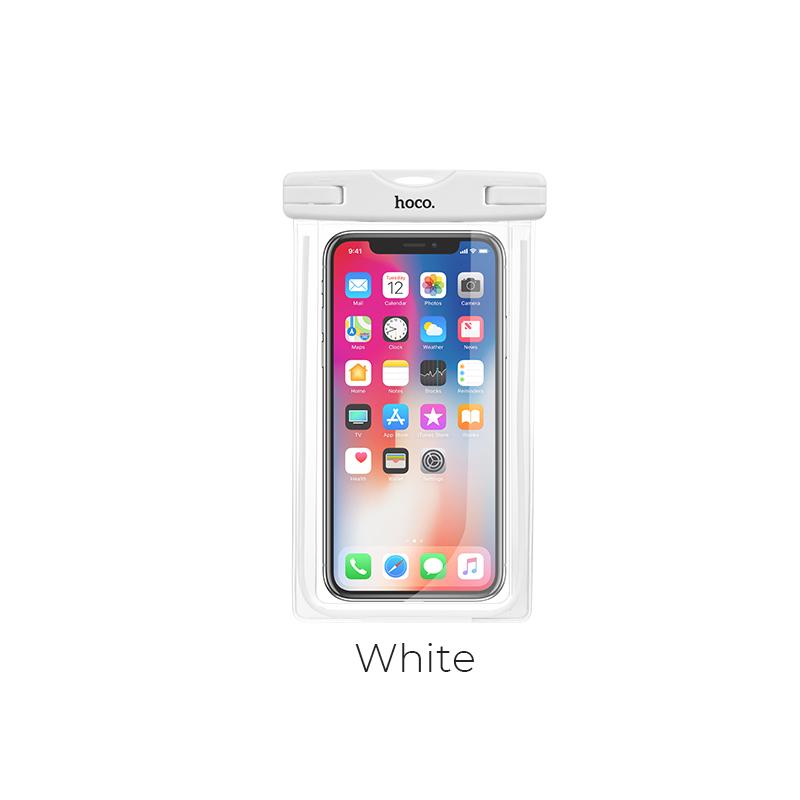 clear fantasy wp bag white