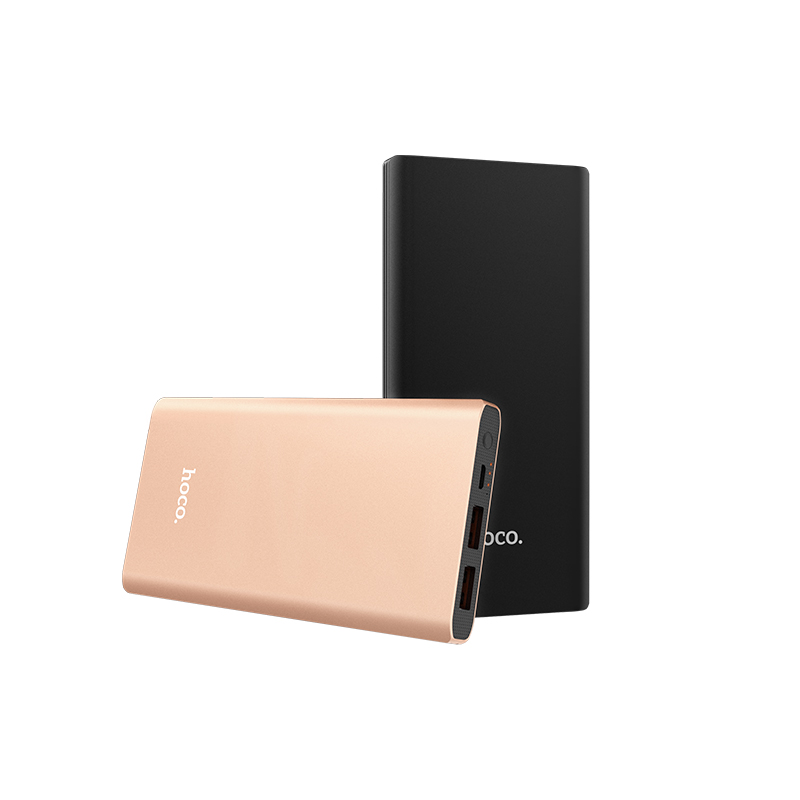 j17a clear mobile power bank two