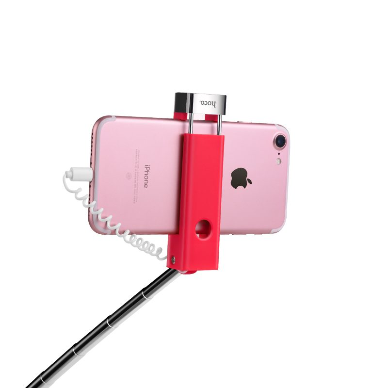 k3a beauty lightning interface selfie stick clip