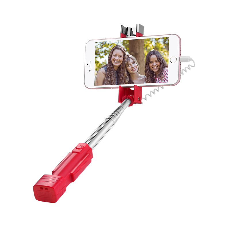 k3a beauty lightning interface selfie stick phone