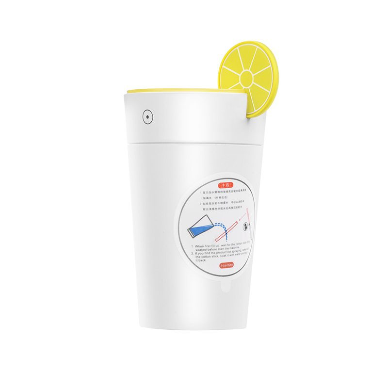 lemon cup humidifier