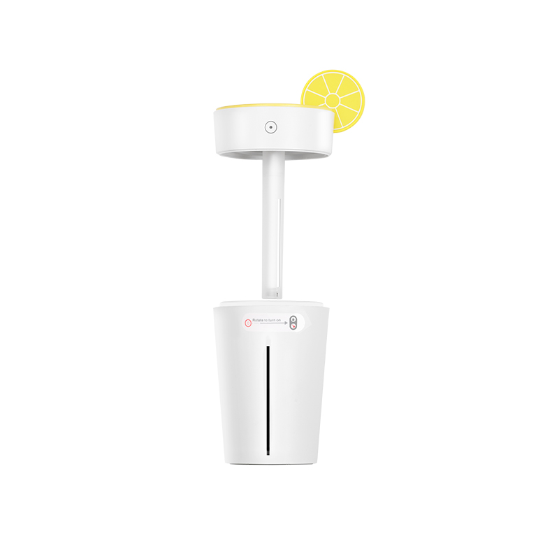 lemon cup humidifier opened