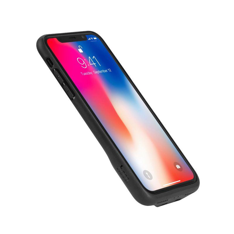 ls10 iphone x dual lightning digital audio case side