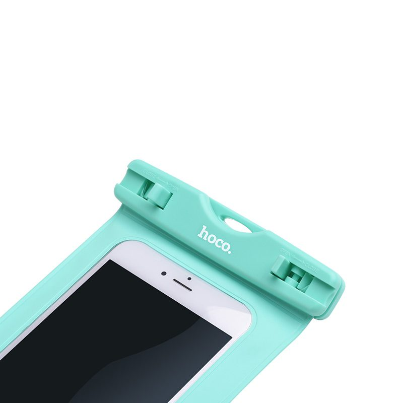 precious jade waterproof case clip