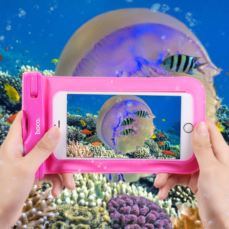 precious jade waterproof case fish