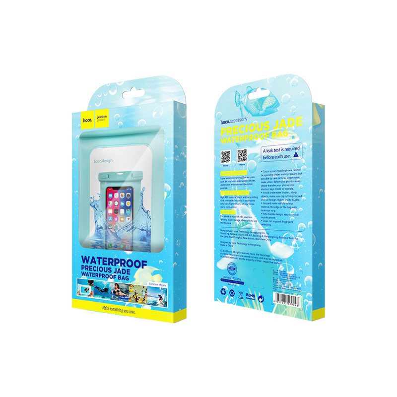 precious jade waterproof case package