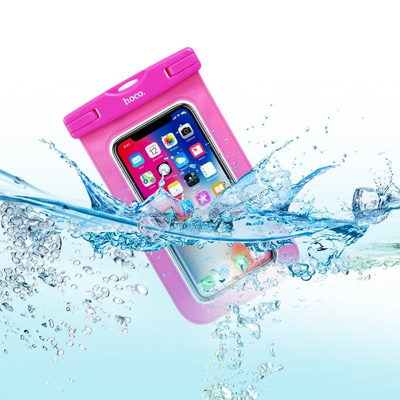 precious jade waterproof case splash