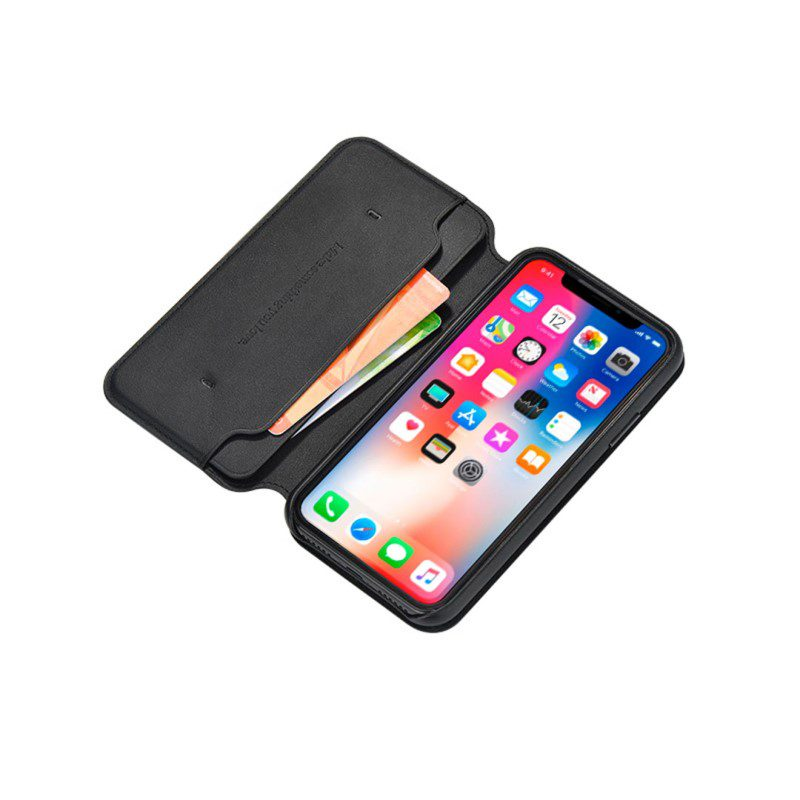 protective cases duke series hibernation leather case for iphonex phone