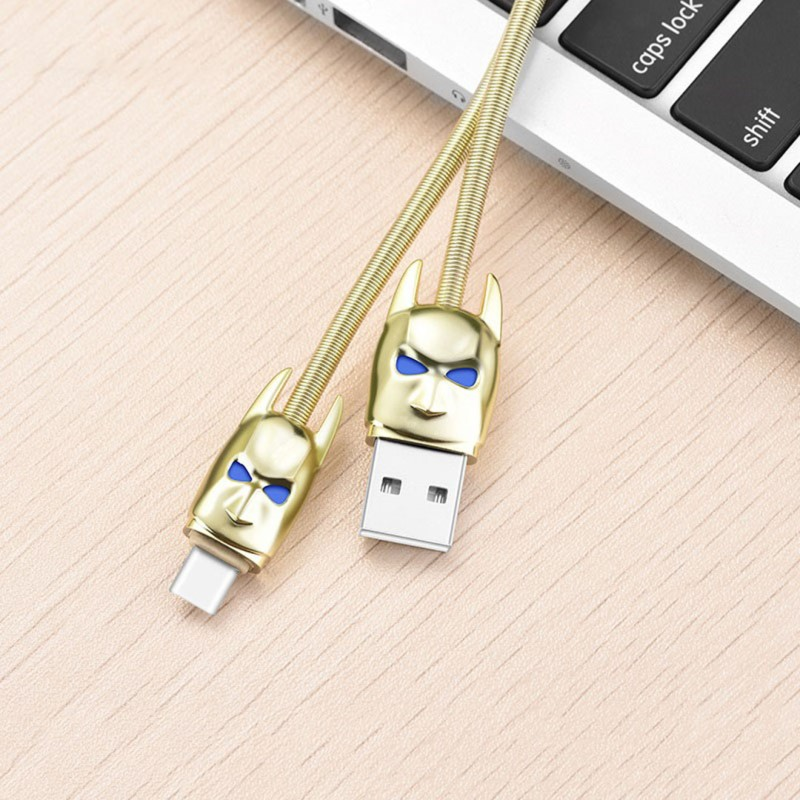 u30 shadow knight usb type c charging cable table