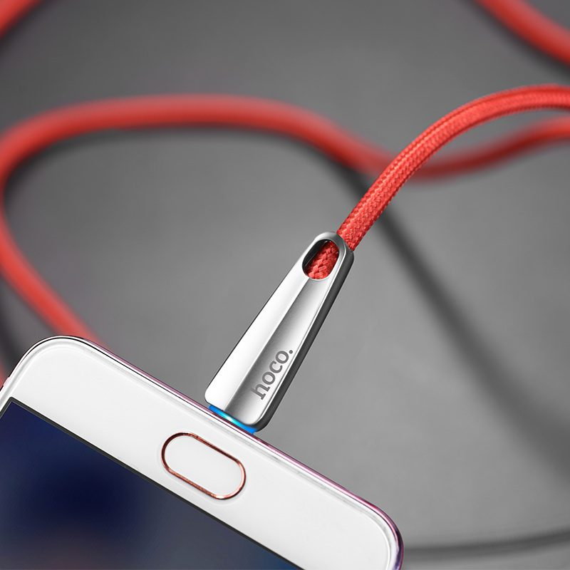u35 space shuttle smart power off micro charging data cable charging