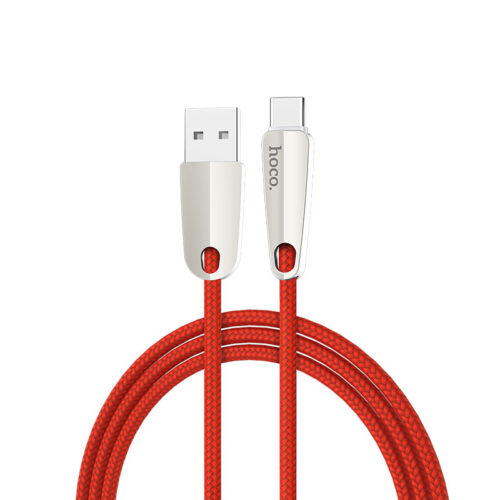 u35 space shuttle smart power off type c charging data cable