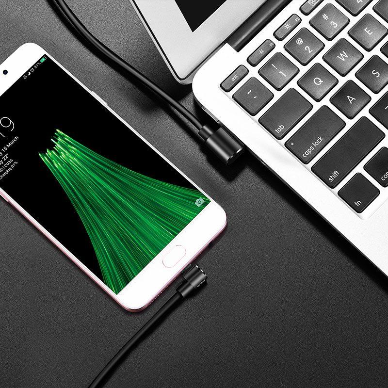 u37 long roam micro usb charging data cable notebook