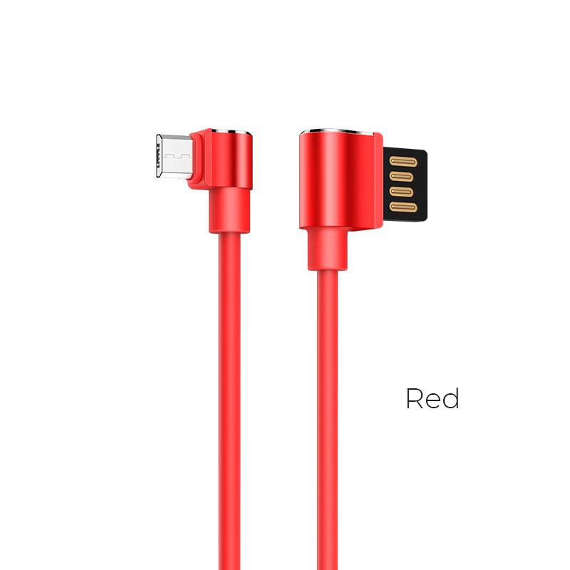 u37 micro usb red