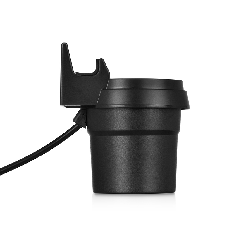 uc207 dual usb cup shape car charger side
