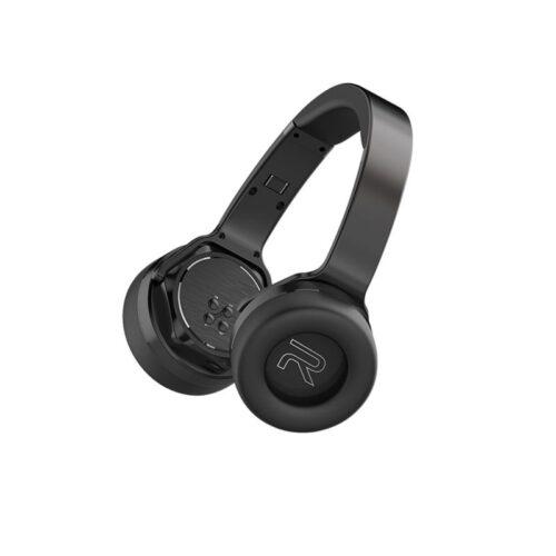 w11 listen nfc wireless headphones front