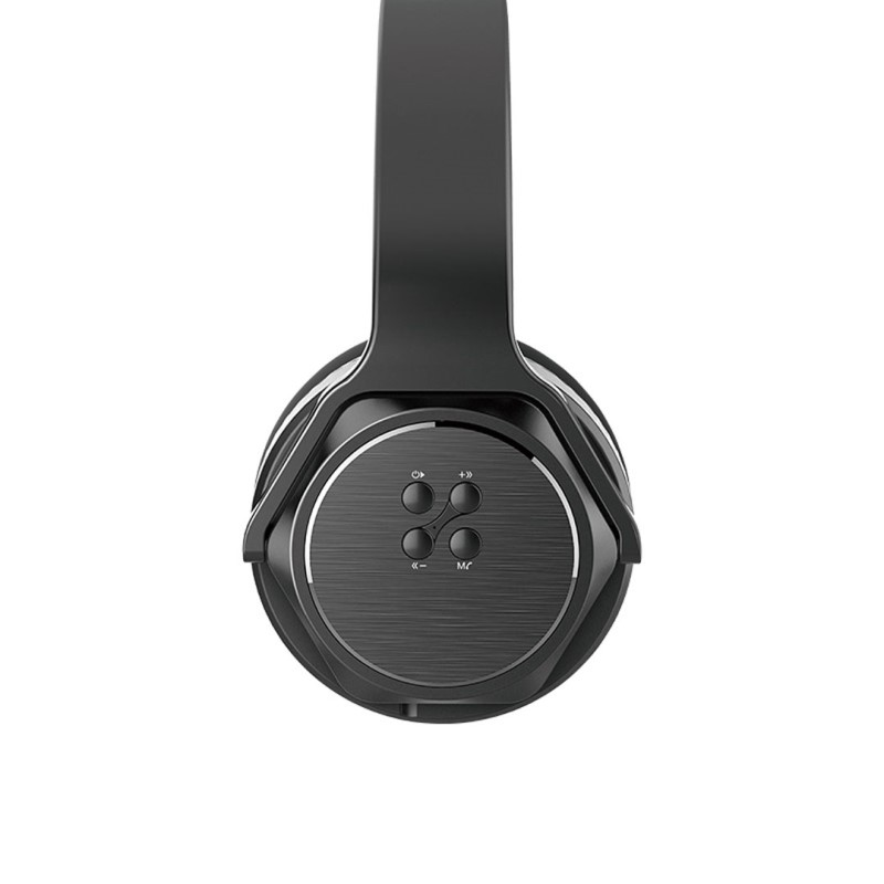 w11 listen nfc wireless headphones side
