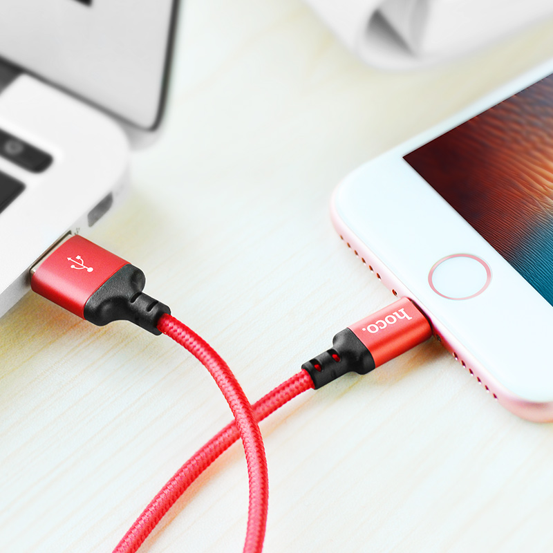 x14 times speed lightning charging cable charge