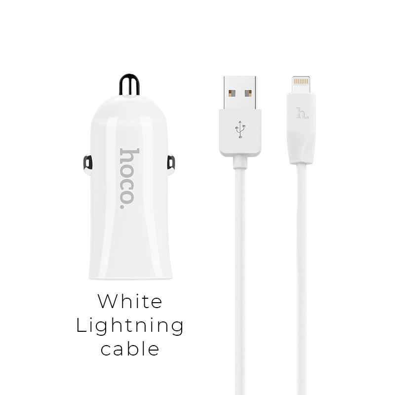 z12 lightning white